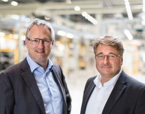 pareto managementpartner Dr. Markus Hagen und Thorsten Denecke