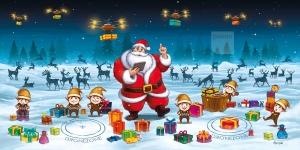 Weihnachtsszenario 2016 in Aktuell