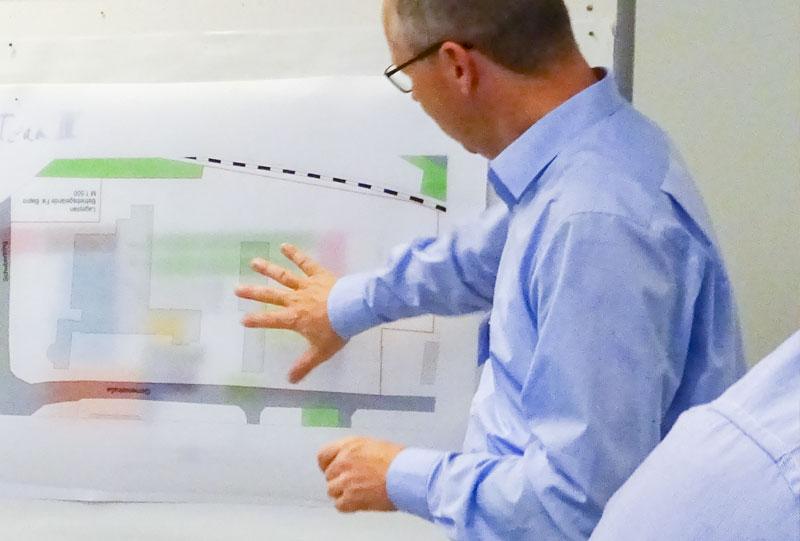 Seminare zum Thema Standort Masterplanung