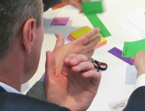 Multidimensionale Standort-Masterplanung