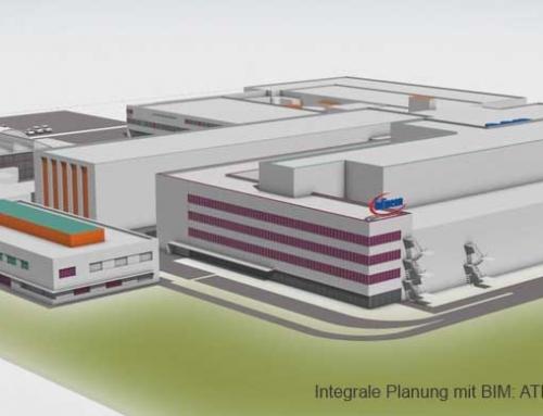 Masterplan mit Kostenprognose für Infineon
