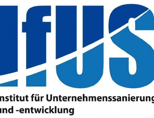 Zertifizierung durch IFUS, Institut für Unternehmenssanierung und -entwicklung