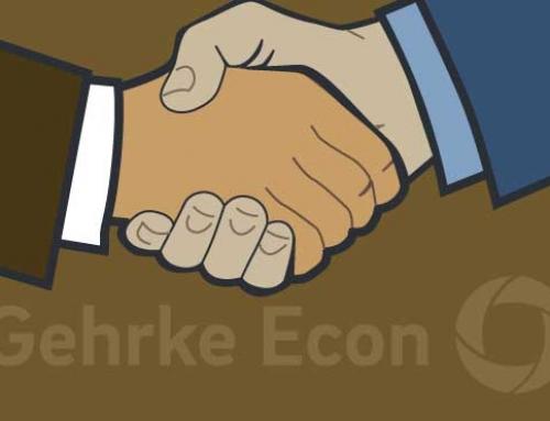 Kooperation mit Gehrke Econ